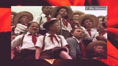 Ретро - Песни советского детства - Наш край & Чибис (клип)