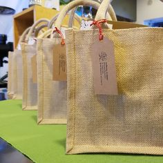 Burlap, Reusable Tote Bags, Hessian Fabric, Jute, Canvas