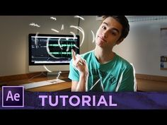 LIGHT STREAK! • After Effects Tutorial - YouTube