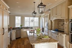 #Kitchen -New #construction by Southern Homes