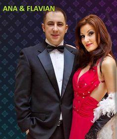 Ana and Flavian de formatie nunta este una dintre cele mai populare muzica formatie în București. Suntem specializati in nunti, speciale evenimente si  private petreceri. vizitați: http://www.anaflavianentertainment.ro/tv/