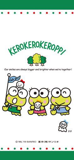 Keroppi, Sanrio Wallpaper, Favorite Cartoon Character, Cartoon Characters, Fictional Characters, Cartoons, Kawaii, Japan, Wall Art