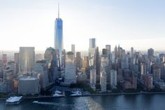 Gallery of One World Trade Center / SOM - 21
