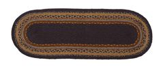 "Table Runners :: Seapoint Jute Table Runner 13""x36"" - Make Mine Country"