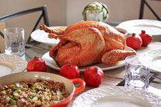 Paleo Thanksgiving or Christmas Turkey and Stuffing Recipe