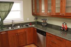 On this page you can find home kitchen remodeling designs that can suit your taste and your needs if you ever thought of remodeling your kitchen in Berkeley or in the surrounding area. Home Kitchens, Kitchen Cabinets, Construction, Kitchen Remodeling, Design, Painting, Home Decor, Ideas, Building