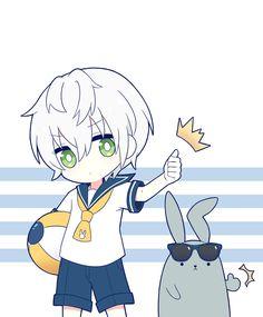 Bungou Stray Dogs Tsukiuta The Animation, Bungo Stray Dogs, Kawaii Anime, Anime Characters, Sailor, Chibi, Manga, Comics, Drawings