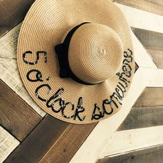 Custom Women's Floppy Black Sequin Straw Sun Beach Hat with Black Grosgrain Ribbon by BlueSkysandSunshine on Etsy https://www.etsy.com/listing/278985770/custom-womens-floppy-black-sequin-straw