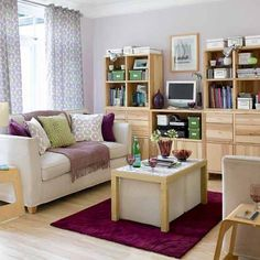 Decorating Small Spaces Unique Tips House With Space Living Room