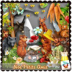 Nos petits amis by Kastagnette + promotion + derivates