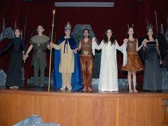 Η Όπερα στο Σχολείο μας… Dresses, Fashion, Vestidos, Moda, Fashion Styles, Dress, Fashion Illustrations, Gown, Outfits