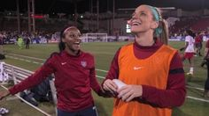 Crystal Dunn called into USWNT World Cup camp