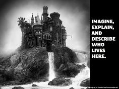 Digitally manipulated photos by Jim Kazanjian. Portland-based artist Jim Kazanjian digitally manipulates photographs to generate completely unique and fantastical images that look like the wreckage of a ravaged, steam-punk planet. Space Ghost, Photomontage, Photoshop, Design Spartan, Illustration Arte, Montage Photo, Photo Manipulation, Writing Prompts, Teaching Writing