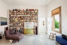 Libreria stile minimal
