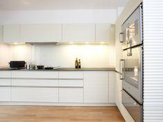 Schon Küche In Weiß: Matt Oder Hochglanz? Was Ist Besser