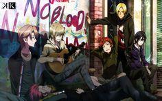 Anime K, Anime Guys, Kk Project, Missing Kings, Suoh Mikoto, Plus Tv, Kaichou Wa Maid Sama, Bishounen, Hd Wallpaper