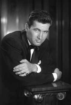 Fess Parker .....an oldie but sexy reel man