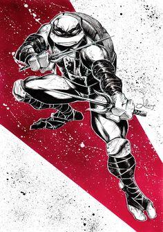 Raphael • Teenage Mutant Ninja Turtles