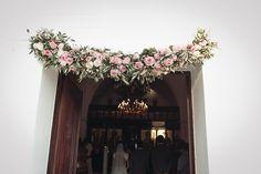 Ρομαντικος γαμος στη Σαντορινη | Sarah Ann & George  See more on…