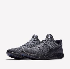794bac8aa6c Nike LUNAREPIC Low Flyknit 2 Mens Running Shoes 10.5 Black White Blue  863779 041  Nike