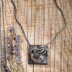 Live and Love Necklace - Anju Jewelry