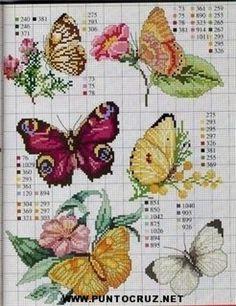 mariposas | Aprender manualidades es facilisimo.com