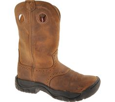 Twisted X Boots WAB0001 - Distressed Saddle/Distressed Leather with FREE Shipping & Exchanges. These barn use boots are great for mucking stalls and washing horses. They are extremely comfortable