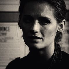 Stana Katic as Kate Beckett - Castle S04E07 - Kill Shot. What a great actress!