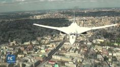 Russia's finest aircraft soared over Moscow's Red Square on Monday, as part of the 2016 Victory Day Parade to commemorate the 71st anniversary of the end of the Second World War in Europe.  A total of 71 military aircraft - one for every year since the end of the war - took part in the parade, including a number of Sukhoi Su-35 jets that had served in Russia's recent military operation in Syria.