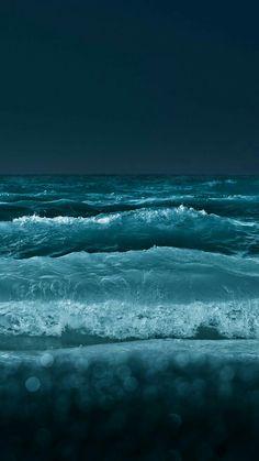 Night walks along the beach .. salty kisses