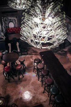 Willkommen im Hudson's - bar dining