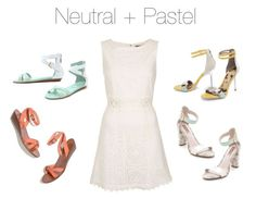 Neutral + Pastel   How She'd Wear It with Style and Cheek: Pastels