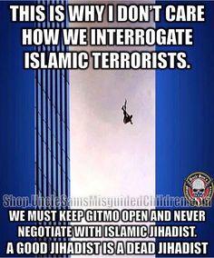 Water board jihadists! NEVER FORGET!!