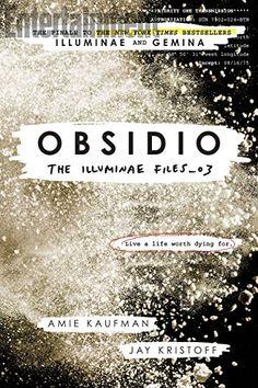 Obsidio, The Illuminae files 3 by Amie Kaufman. Kady, Ezra, Hanna, and Nik narrowly escaped with their lives from the attacks on Heimdall station ..