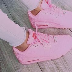 new concept e129b 1bcdb Nike Schuhe Outlet, Pastellrosa, Ausbilder, Rosa Nikes, Coole Outfits, Nike  Air