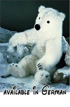 B0002HZDFS : Kösener 4740 - Eisbär Lasse sitzend. <b>Artikelgruppe Plüsch und Stoff:</b> Tier. <b>Größe Stoff:</b> 52 cm. <b>Körperhaltung Plüschtiere:</b> Sitzend. <b>Tierart:</b> Eisbär. <b>TÜV geprüft:</b> Ja
