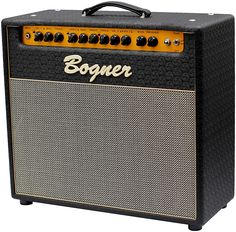 Bogner Shiva 1x12 with Reverb |
