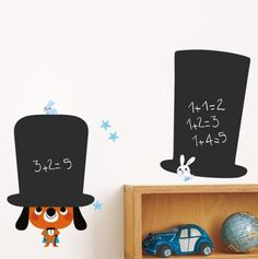 Cute wall stickers @LeapFrog Official