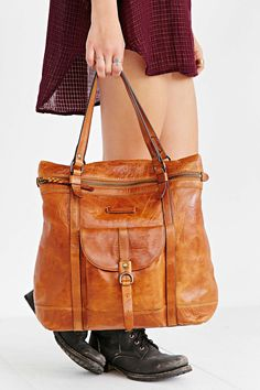 Frye Josie Backpack Tote Bag - Urban Outfitters