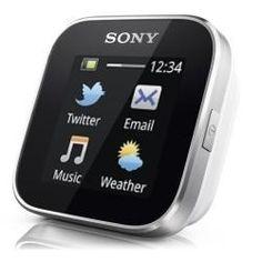 El smartwath de Sony llega esta semana - http://www.entuespacio.com/tecnologia/el-smartwath-de-sony-llega-esta-semana/