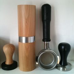Hand Made sustainable coffee tools by Scottish company Made By Knock
