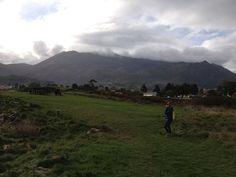 Vista de la Sierra del Sueve, Asturias #turismo #Asturiasven Ruta con Trekkapp