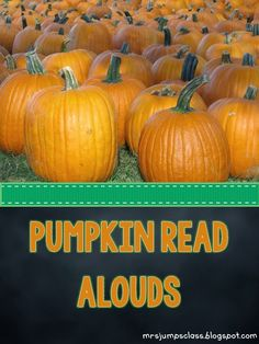 From Seed to Pumpkin Pumpkins can be baked in a pie, carved into jack-o-lanterns, and roasted...