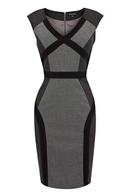 Warehouse Multi Panel Dress, £75