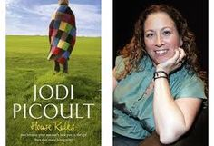 If you want a good book that makes you think, look for a Jodi Picoult book.