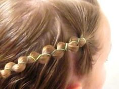 Video on how to do Rubber Band wraps from Babes in Hairland - something fun and new to try