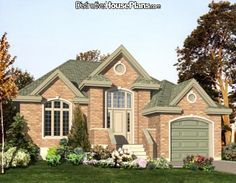 Love This!  House Plan #1591060 Le Carrousel