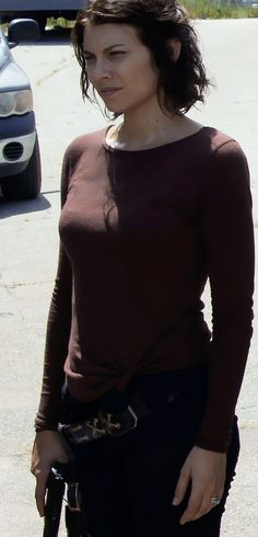 Maggie Greene - season 4