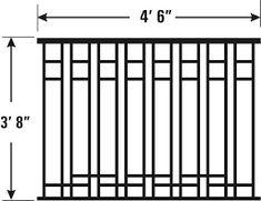 Image result for black railings on white house