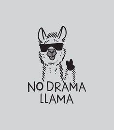 // No Drama Llama